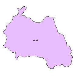 نقشه محدوده سیاسی شهرستان قروه  لایه ی محدوده سیاسی شهرستان قروه  نقشه مرز شهرستان قروه  شیپ فایل مرز شهرستان قروه  شیپ فایل محدوده سیاسی شهرستان قروه  لایه ی مرز شهرستان قروه
