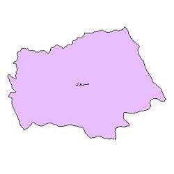 نقشه محدوده سیاسی شهرستان مریوان  لایه ی محدوده سیاسی شهرستان مریوان  نقشه مرز شهرستان مریوان  شیپ فایل مرز شهرستان مریوان  شیپ فایل محدوده سیاسی شهرستان مریوان  لایه ی مرز شهرستان مریوان