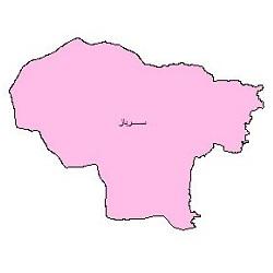 نقشه محدوده سیاسی شهرستان سرباز  لایه ی محدوده سیاسی شهرستان سرباز  نقشه مرز شهرستان سرباز  شیپ فایل مرز شهرستان سرباز  شیپ فایل محدوده سیاسی شهرستان سرباز  لایه ی مرز شهرستان سرباز