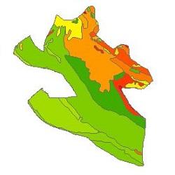 نقشه زمین شناسی شهرستان بهبهان شیپ فایل زمین شناسی شهرستان بهبهان نقشه ی سازند های شهرستان بهبهان شیپ فایل سازندهای شهرستان بهبهان نقشه لیتولوژی شهرستان بهبهان شیپ فایل لیتولوژی شهرستان بهبهان شیپ فایل سازندهای زمین شناسی شهرستان بهبهان